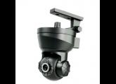 Câmera IP com suporte de parede